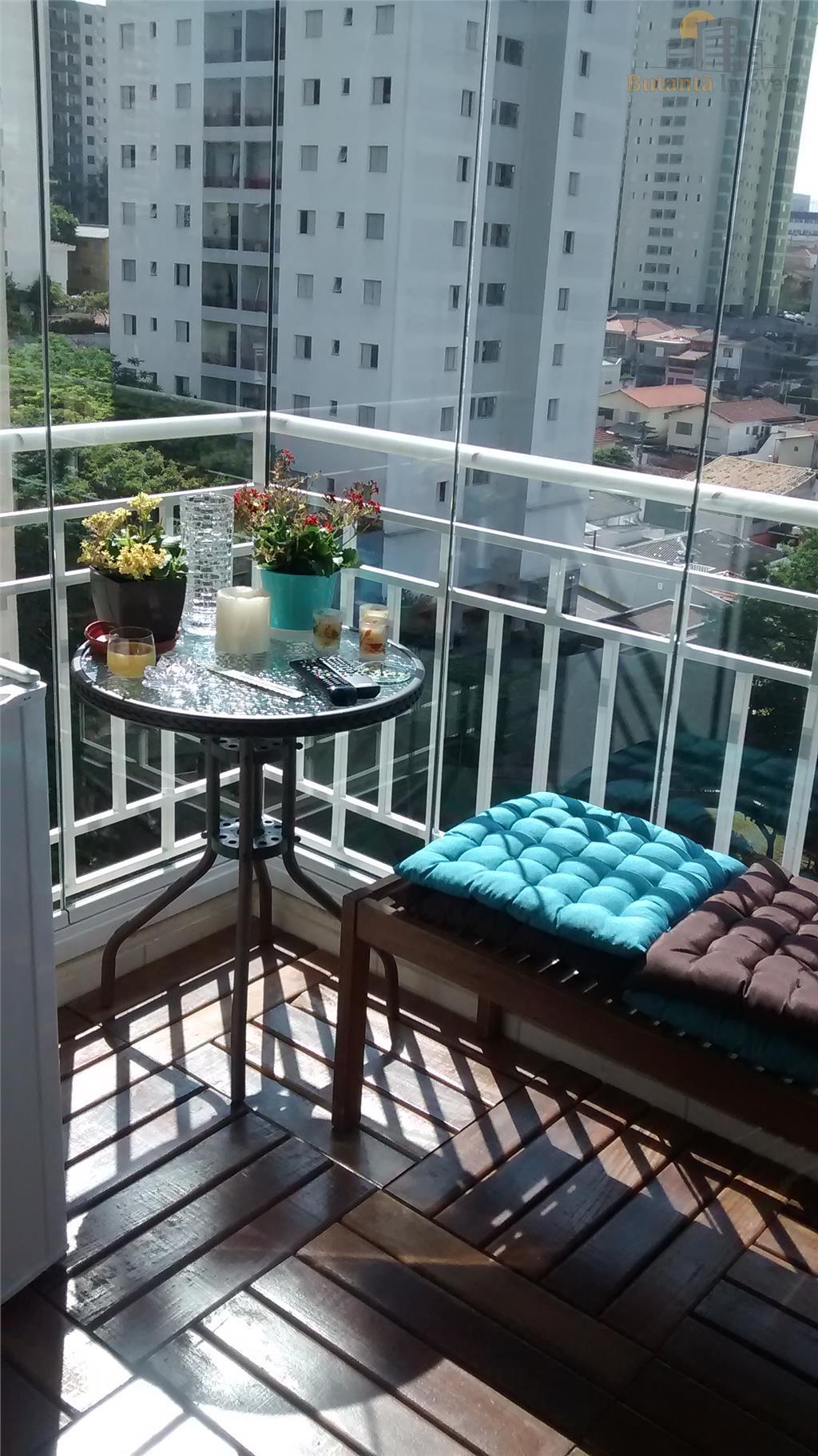 Apartamento residencial à venda, Butantã, São Paulo - AP3315.