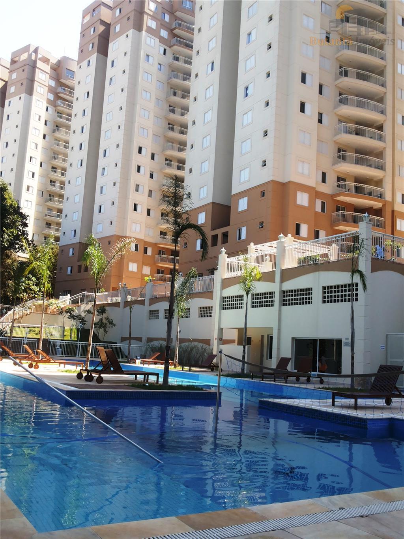 Apartamento residencial à venda, Butantã, São Paulo - AP3206.