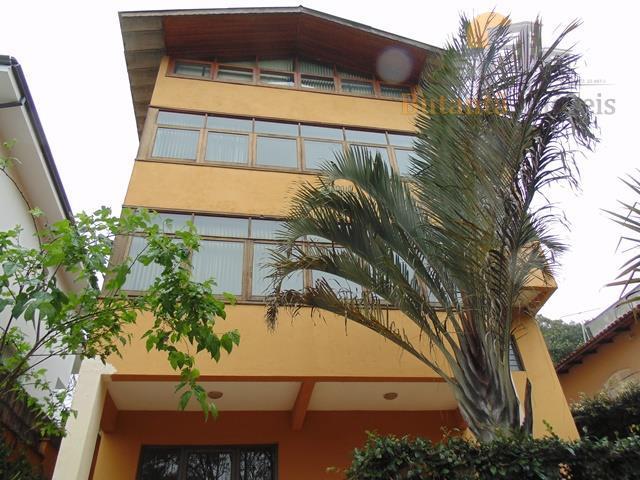 Sobrado  residencial à venda, Parque São Paulo, Cotia.