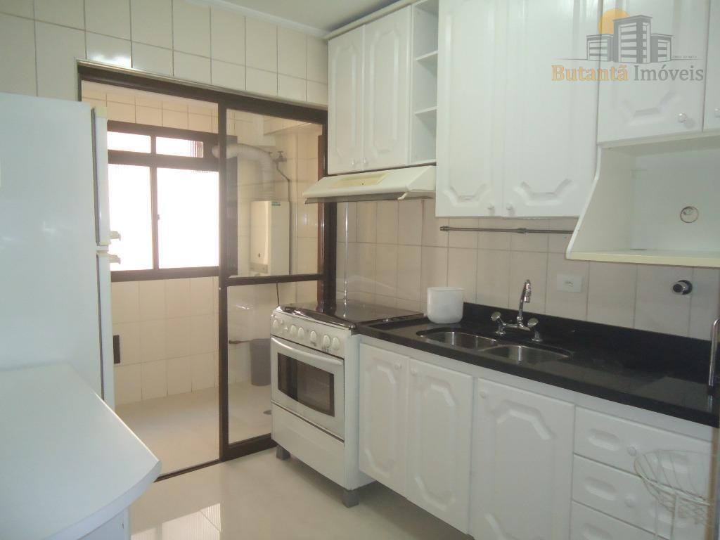 Apartamento residencial para venda e locação, Butantã, São Paulo - AP4532.