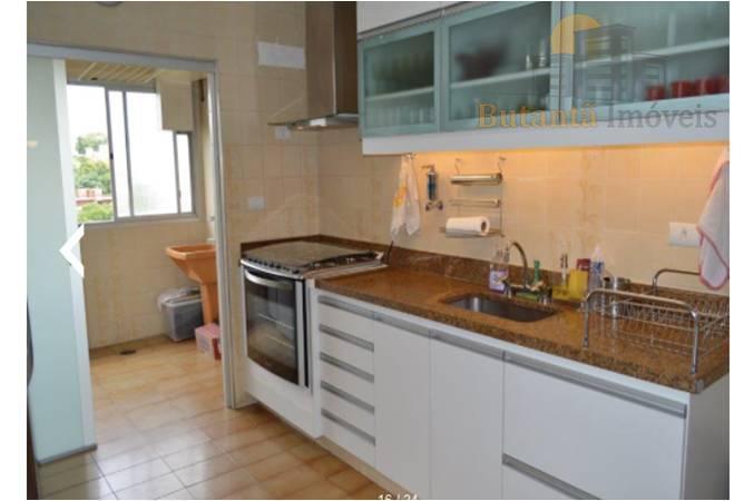 Apartamento residencial à venda, Vila Pirajussara, São Paulo.
