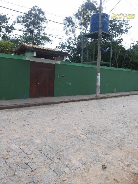 Chácara  residencial à venda, Lagomar, Macaé.