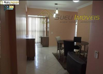 Apartamento Mobiliado residencial para locação, Glória, Macaé.