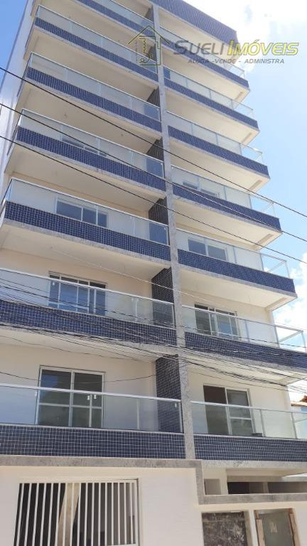 Apartamento residencial à venda, Riviera Fluminense, Macaé.