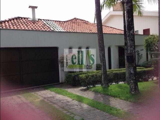 Casa residencial à venda, Alphaville Industrial, Barueri - CA0001.