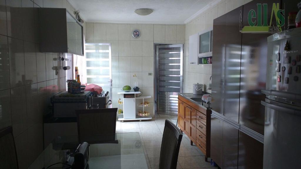 Casa residencial à venda, Quitaúna, Osasco - CA0004.
