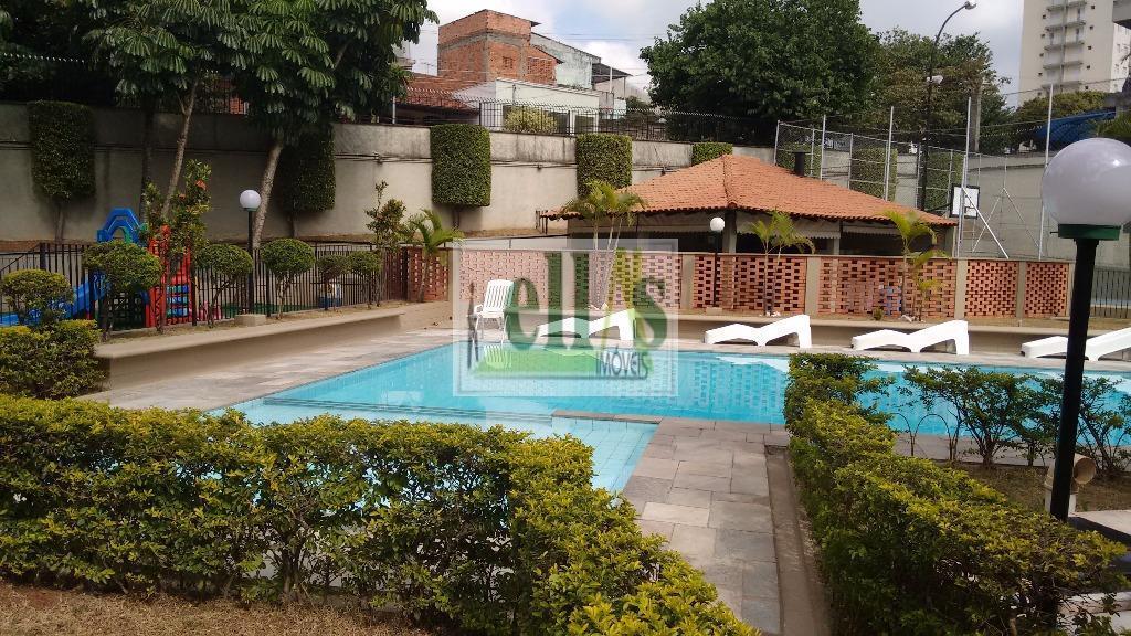 Apartamento residencial à venda, Quitaúna, Osasco - AP0110.