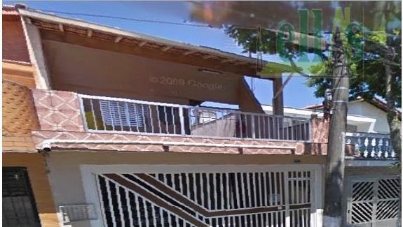 Sobrado residencial à venda, Cidade das Flores, Osasco - SO0097.