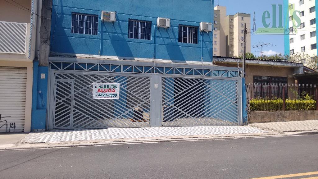 Prédio  comercial para locação, Quitaúna, Osasco.