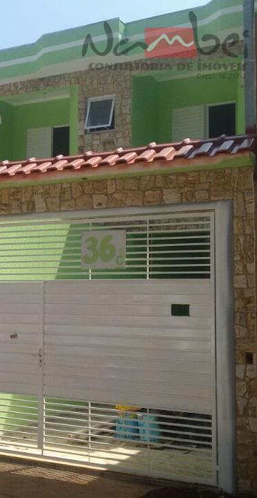 Sobrado residencial à venda, Vila São Francisco, São Paulo.