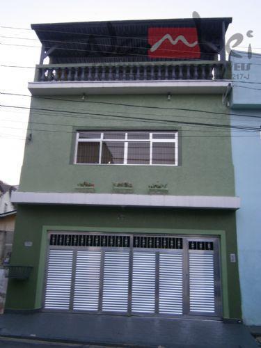 Sobrado  residencial à venda, Vila Corberi, São Paulo.