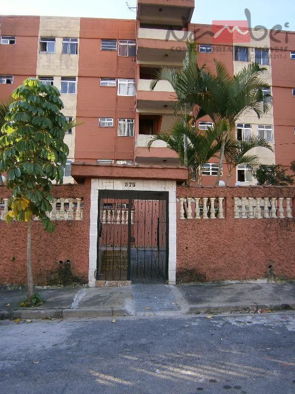 Apartamento com 2 dormitórios à venda por R$ 130.000 - Conjunto Residencial José Bonifácio - São Paulo/SP