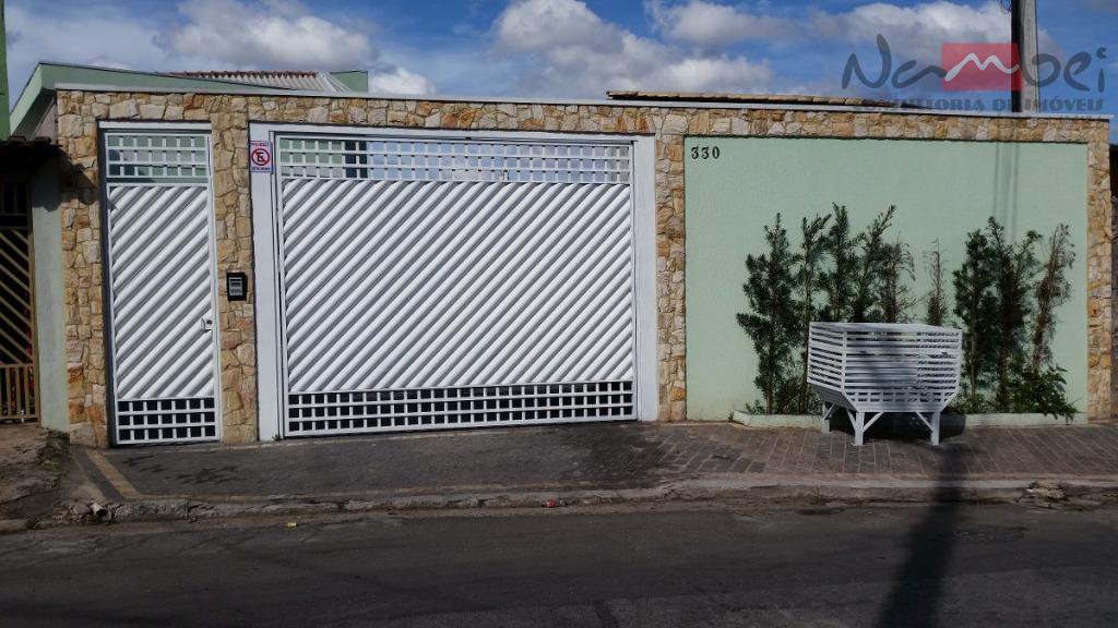 Sobrado residencial à venda, Cidade Antônio Estevão de Carvalho, São Paulo.