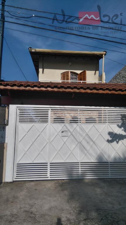 Sobrado 3 Dormitórios -residencial à venda, Itaquera, São Paulo.