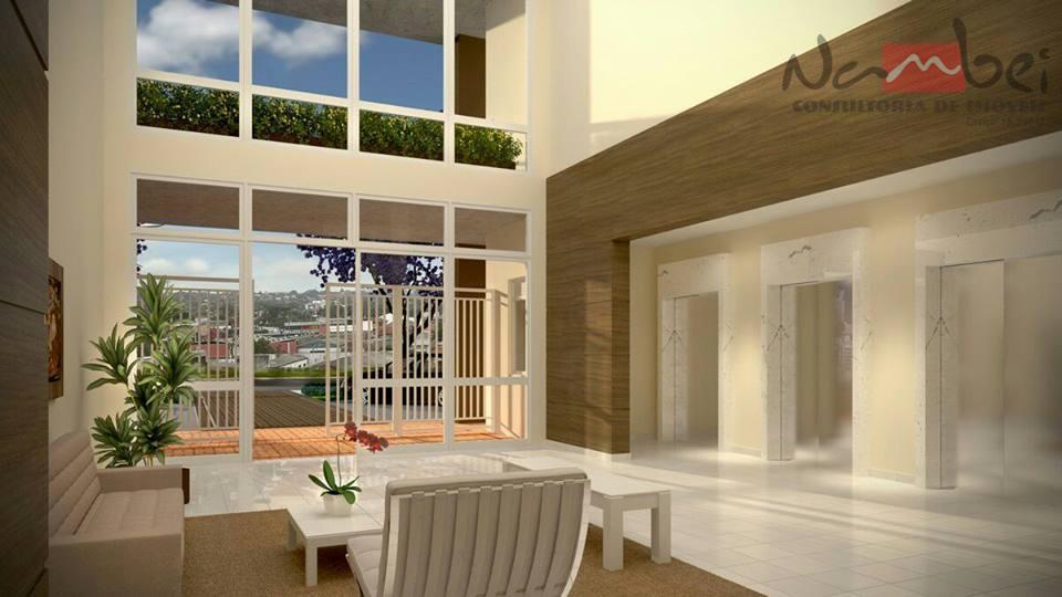 apartamento novo com 2 dormitórios , sala com sacada, cozinha, banheiro, área de serviço e 1...