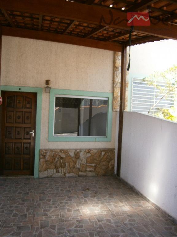 Sobrado com 2 dormitórios à venda, 70 m² por R$ 280.000 - Itaquera - São Paulo/SP