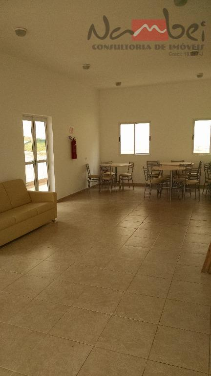 apartamento com 02 dormitórios, sala, cozinha, wc, área de serviço e 01 vaga de garagem subterrânea;próximo...