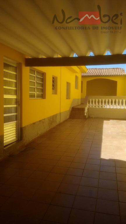 Casa residencial à venda, Vila Brasil, São Paulo.