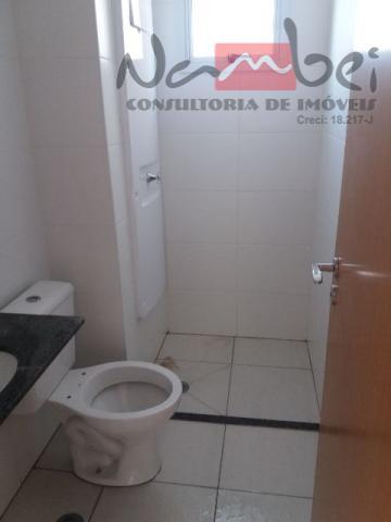 apartamento com 02 dormitórios, sala, cozinha, wc, área de serviço e 01 vaga de garagem livre;condomínio...