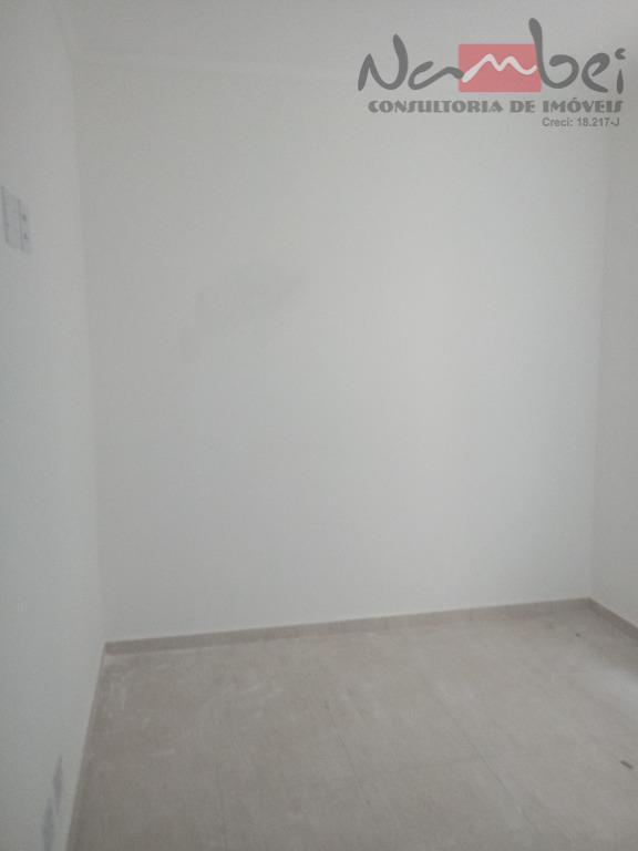 sobrado frontal com 03 dormitórios sendo 01 suíte, sala 02 ambientes, cozinha, lavabo, área de serviço...