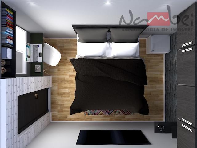 apartamento studio com 01 dormitório, sala, cozinha, wc e área de serviço;próximo ao metrô patriarca;aceita financiamento...