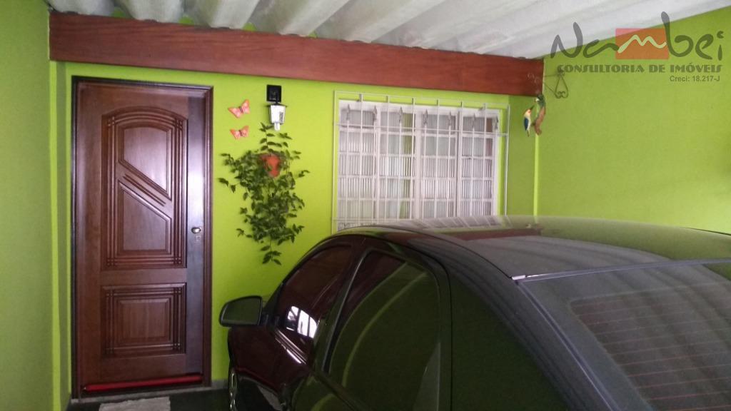 Sobrado  à venda, Itaquera 2 dormitórios garagem 1 vaga