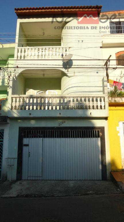 Sobrado com 3 Dormitórios à venda, 250 m² por R$ 380.000 - Vila Carmosina - São Paulo/SP