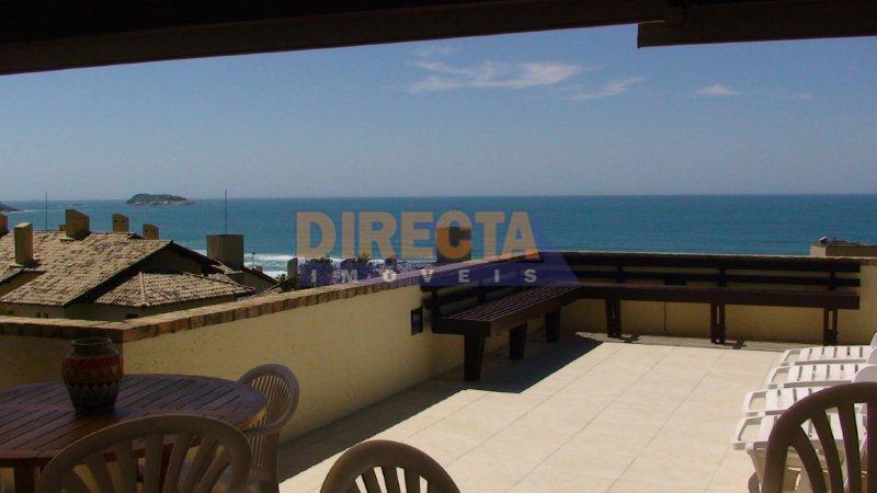 Apartamento residencial à venda, Santinho, Florianópolis.
