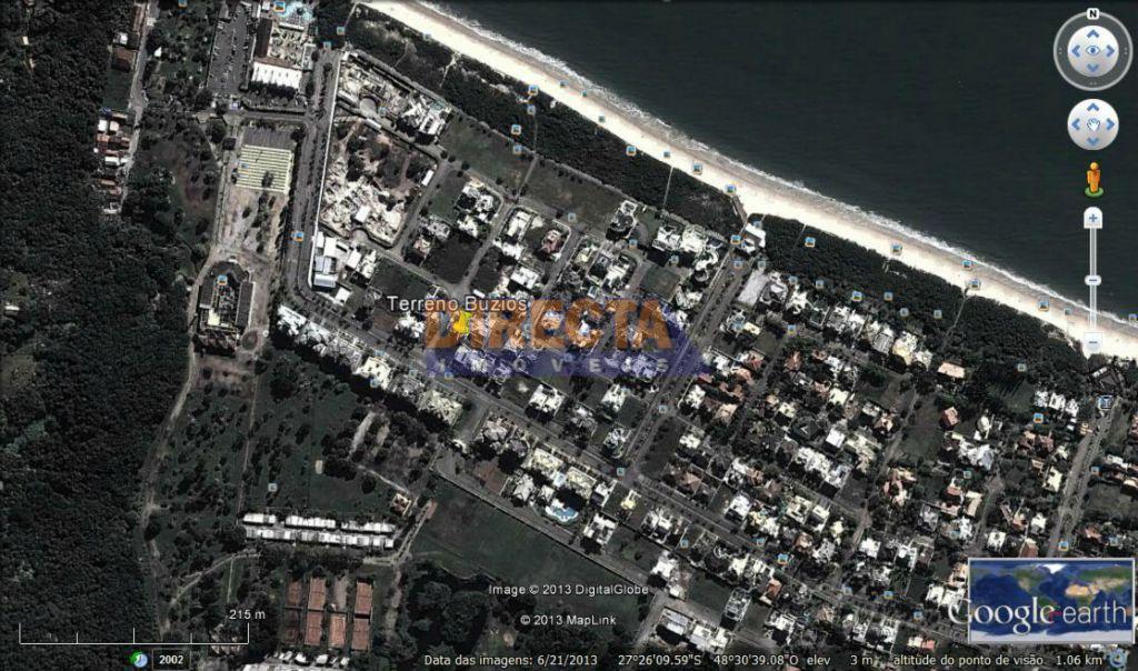 terreno plano de esquina na principal av. de jurere, ótima localização. confira: http://www.directa.imb.br