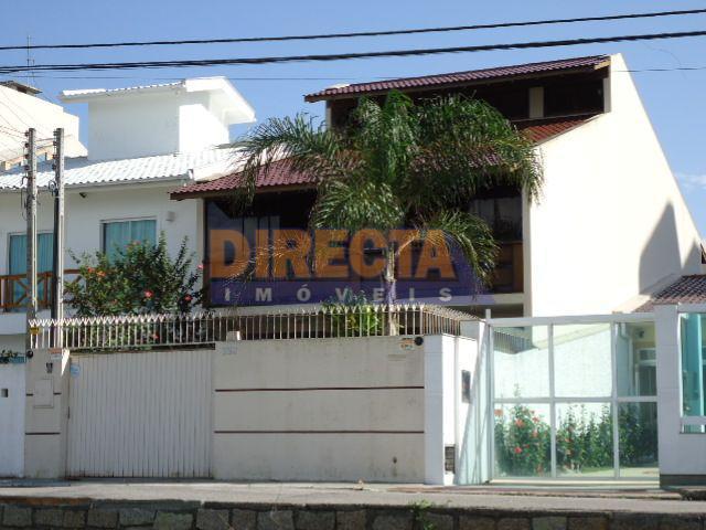 Casa residencial à venda, Coqueiros, Florianópolis.