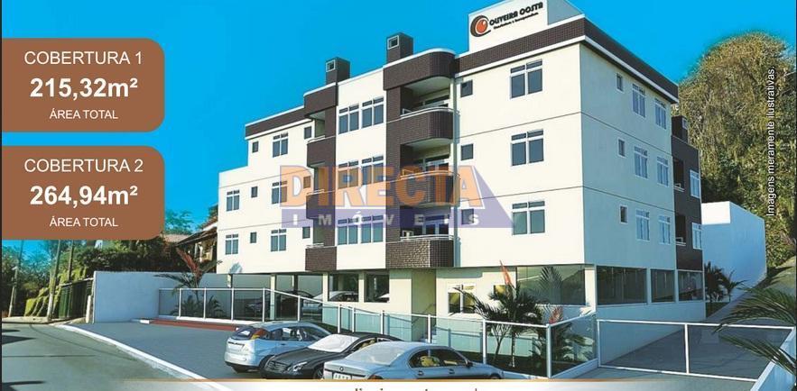 Apartamento residencial à venda, Canasvieiras, Florianópolis.