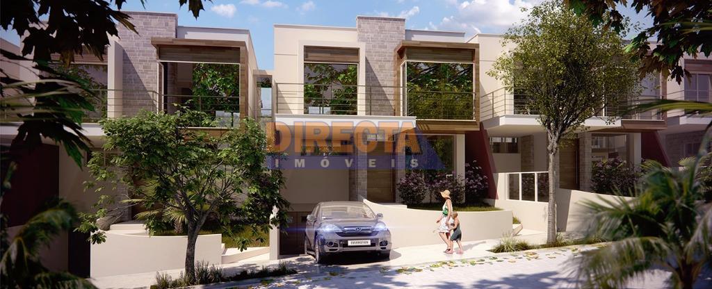 Casa com 3 suítes, nova em Condomínio Fechado em Cacupé
