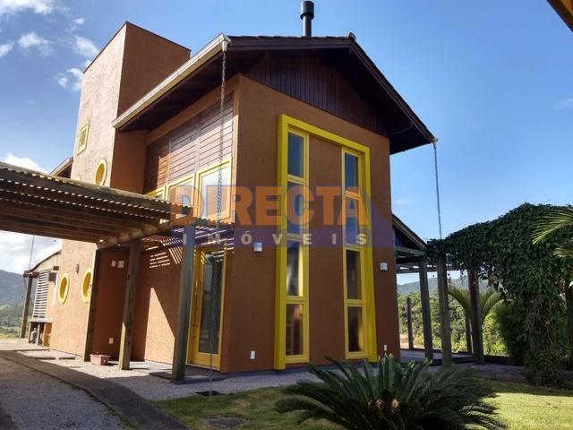 Casa com 2 dormitórios à venda, 90 m² por R$ 370.000 - Rio Tavares - Antônio Carlos/SC
