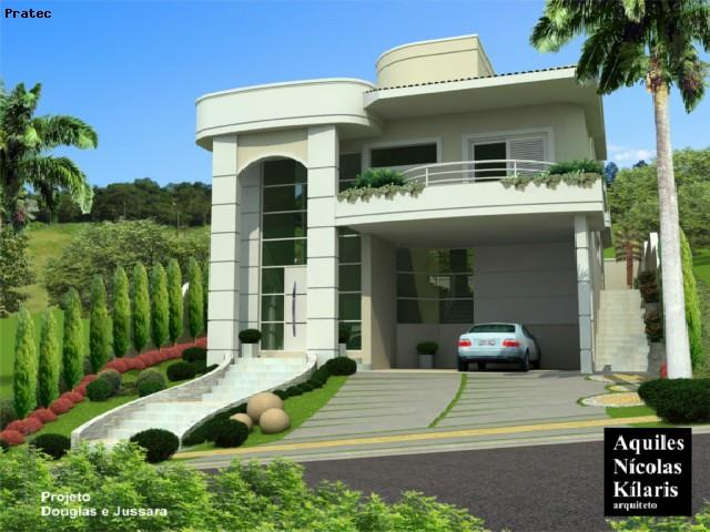 Casa Residencial à venda, Parque das Quaresmeiras, Campinas - CA0837.