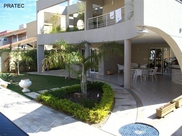 Casa Residencial à venda, Alphaville Campinas, Campinas - CA0201.