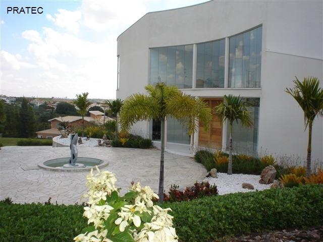 Casa Residencial para venda e locação, Alphaville Campinas, Campinas - CA0343.