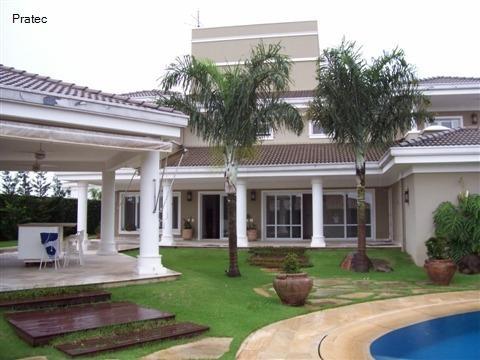 Casa Residencial à venda, Alphaville Campinas, Campinas - CA0191.