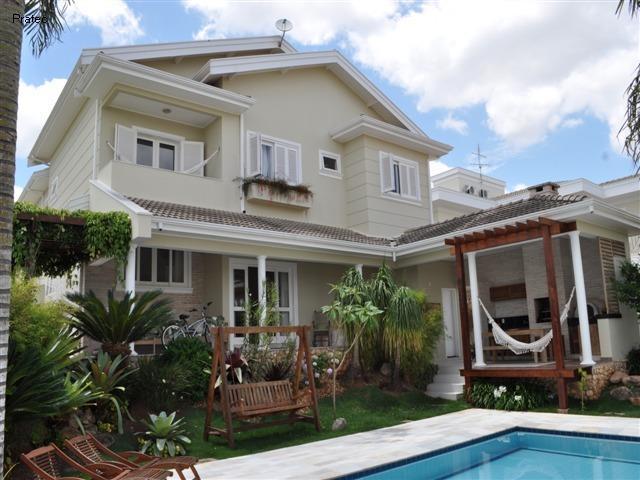 Casa Residencial à venda, Alphaville Campinas, Campinas - CA0741.