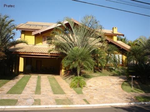 Casa Residencial à venda, Alphaville Campinas, Campinas - CA0484.