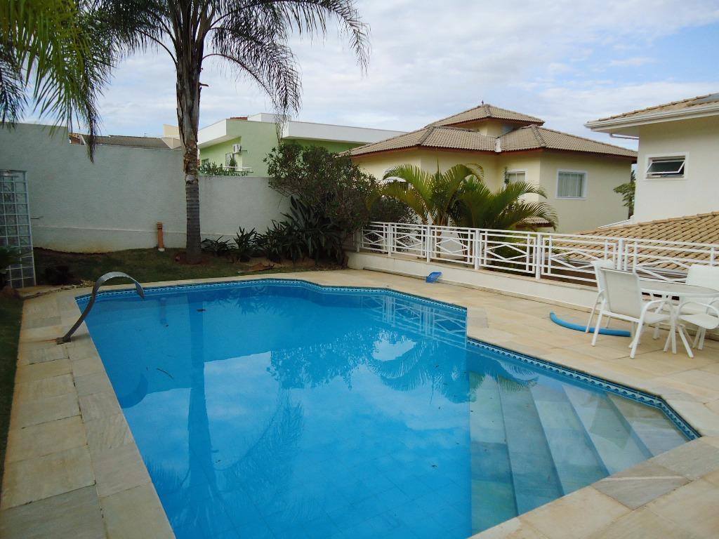 Casa residencial à venda, Alphaville Campinas, Campinas - CA0475.
