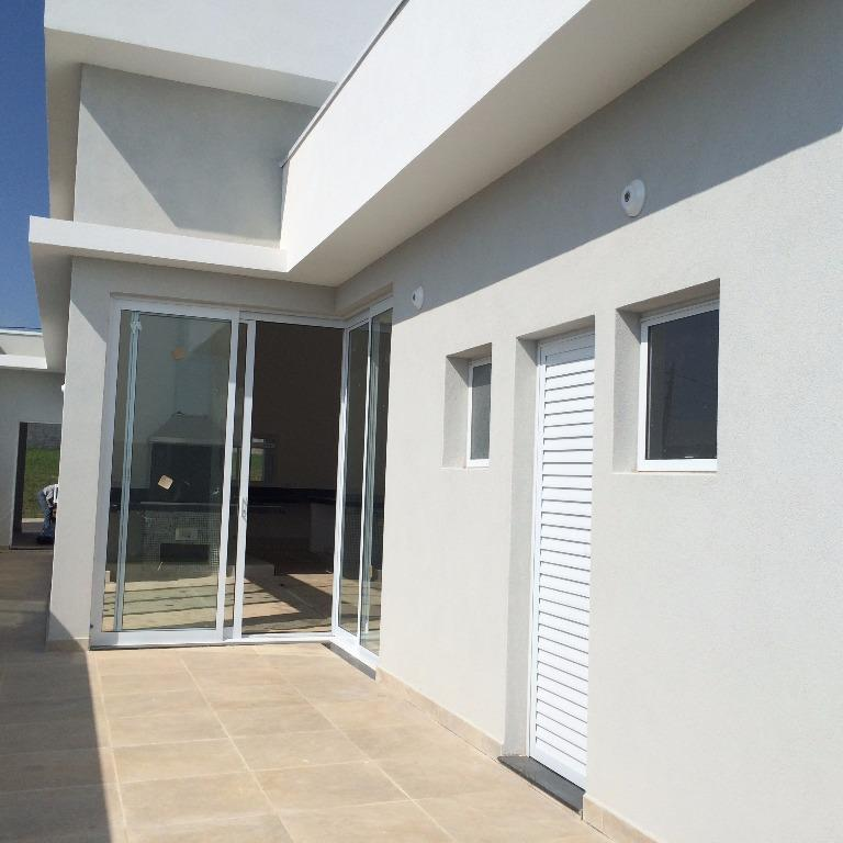 Casa residencial à venda, Residencial Parque dos Alecrins, Campinas.