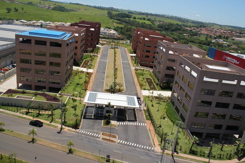 Prédio Comercial para locação, Parque Imperador, Campinas - PR0024.