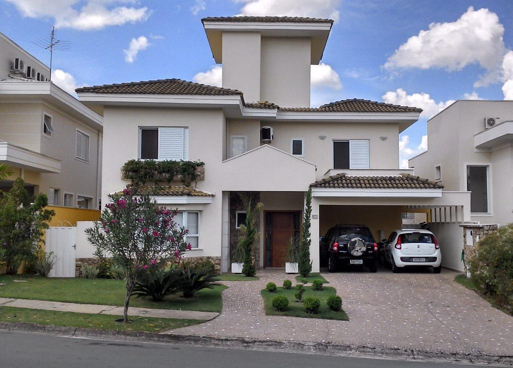 Casa residencial à venda, Parque dos Resedás, Campinas.