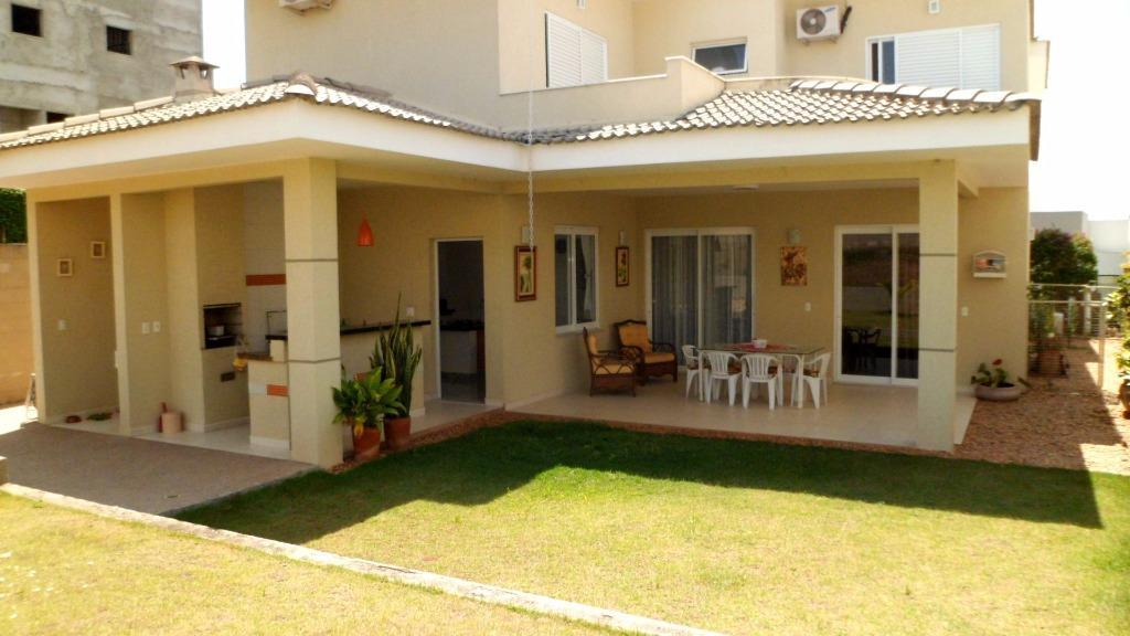 Casa residencial à venda, Parque das Sapucaias, Campinas.