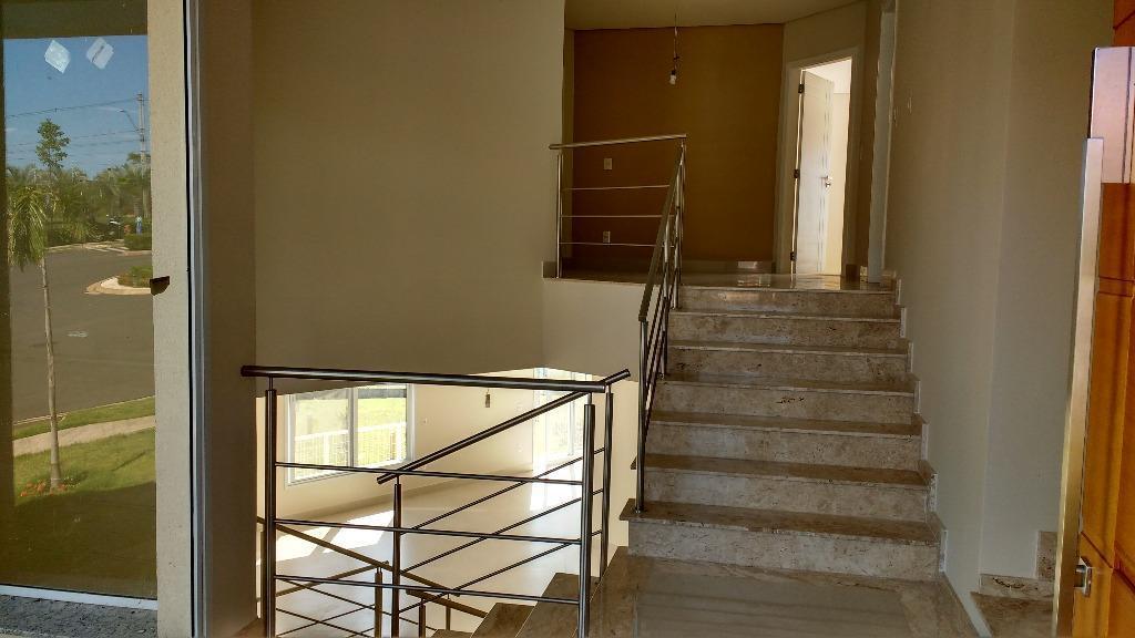 Casa residencial à venda, Loteamento Parque dos Alecrins, Campinas.