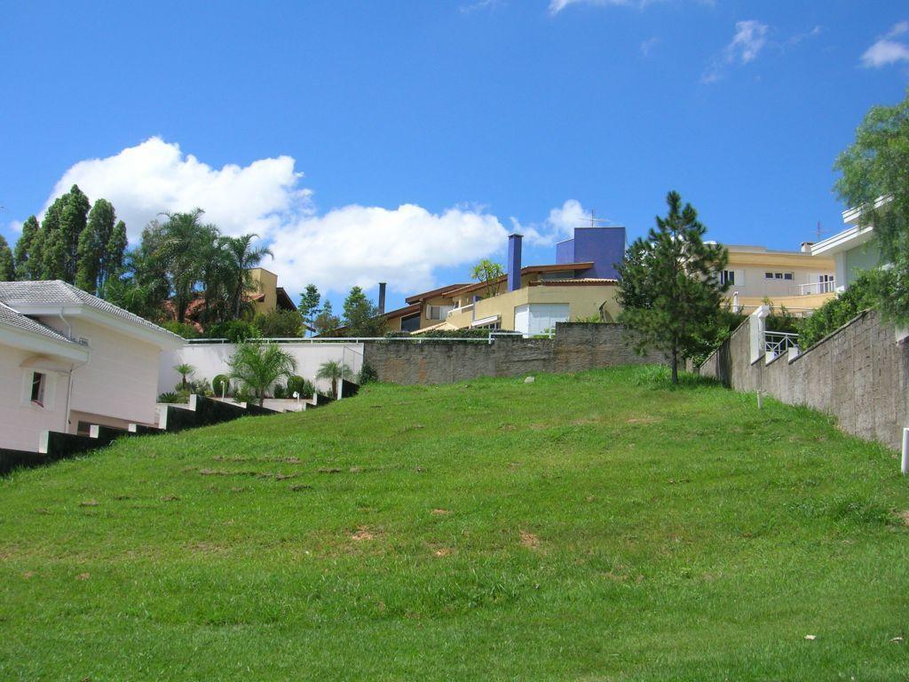 Terreno residencial à venda, Alphaville Campinas, Campinas.