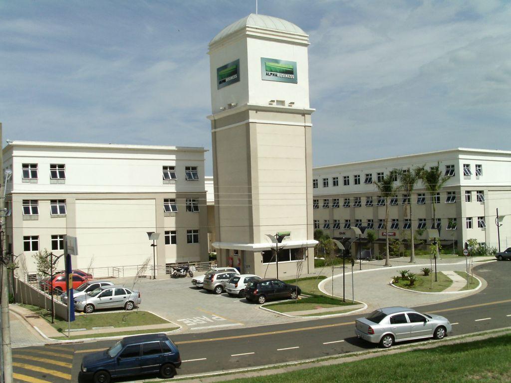 Sala comercial para locação, Alphaville Empresarial Campinas, Campinas.