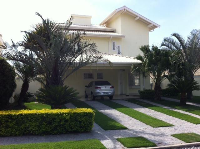 Casa residencial para venda Alphaville Campinas, Campinas - CA0843.