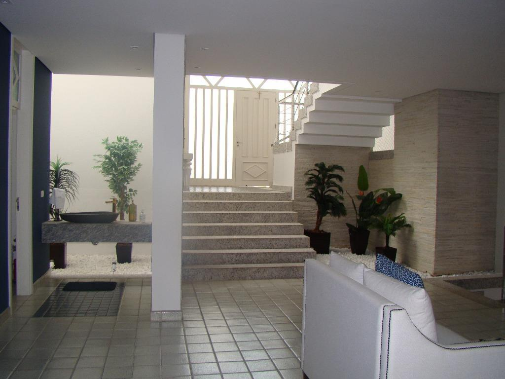 Casa residencial para venda e locação, Alphaville Campinas, Campinas.