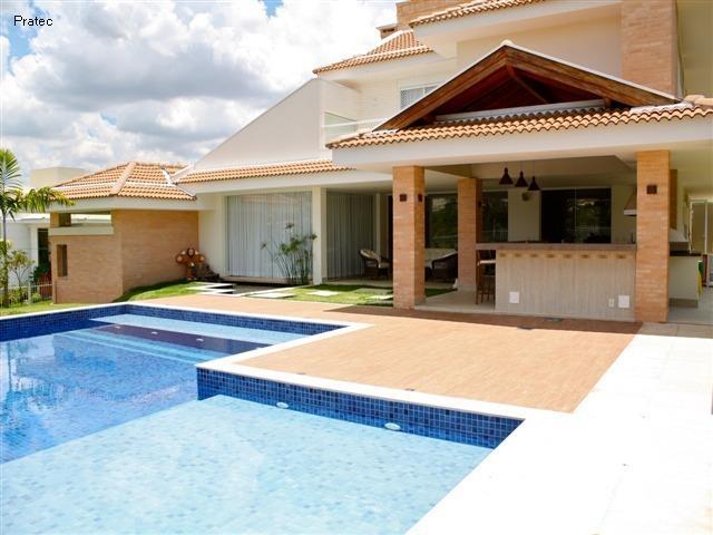 Casa Residencial à venda, Alphaville Campinas, Campinas - CA0714.